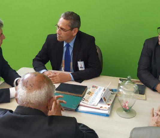 Pastor Wellington Junior destaca importância da CADEESO e seus ministros no contexto da CGADB