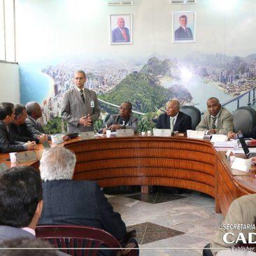 Reunião da Mesa Diretora da Cadeeso